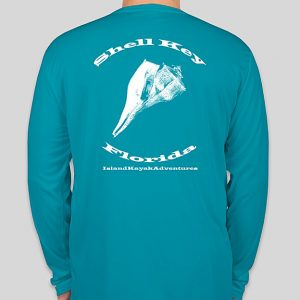 Pre-Order Long Sleeve Shell Key Shirts